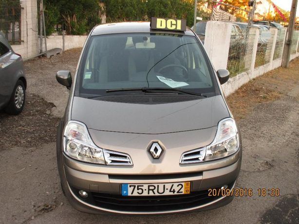 renault grand modus 1.5 dci expression