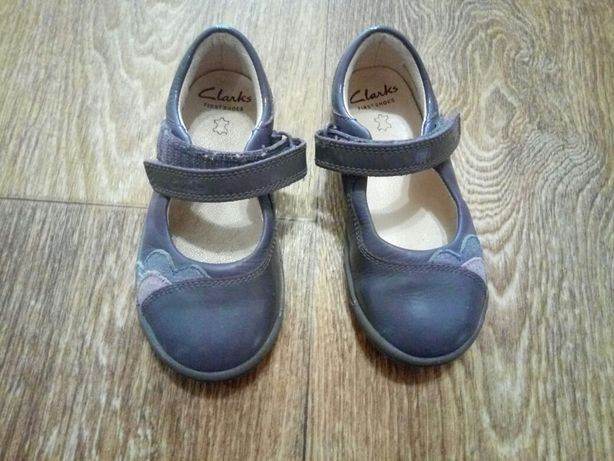 Туфельки clarks