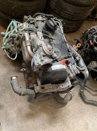 Мотор Двигун Авторозборка Пасат Б6 Запчасти