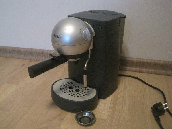 Кофемашина Bosch Barino