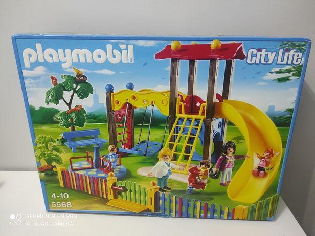 Plac zabaw playmobil