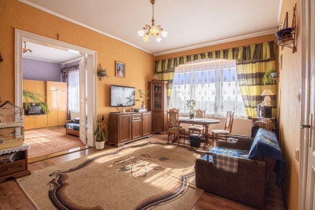 Bąkowo/Komorowo gm. Wyrzysk, bezczynszowe mieszkanie 2 pok. 60,66 m2,