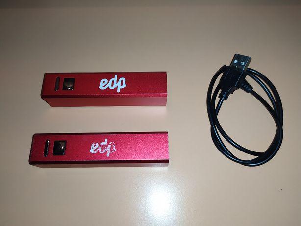 Power Bank Thazer 2200mAh - Carregador USB