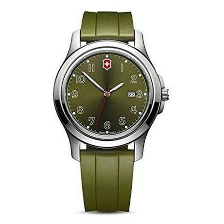 Годинник VICTORINOX Swiss Army Garrison Date Watch Military 26069.CB