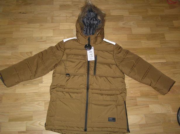 Куртка для мальчика деми демисезонная еврозима Reserved р. 140 как Zar