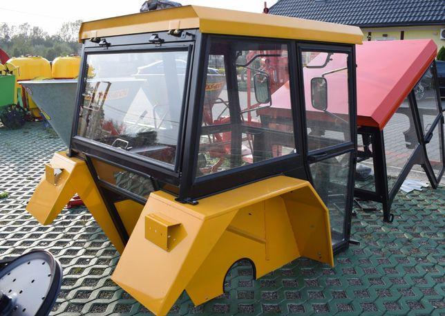 Kabina ciągnikowa do traktora URSUS wysoki dach C330 C360