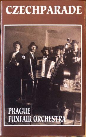 kaseta magnetofonowa Czechparade Prague Funfair Orchestra