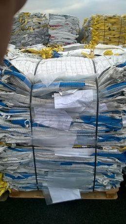 Hurtownia Worków Big bag bags 95/95/130 cm na gruz złom kamień