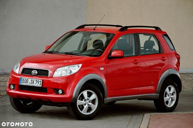 Daihatsu Terios 1.5i * 105KM * 4X4 * Serwis * Klima * Śliczny...