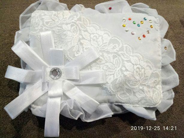 свадебные подушечки