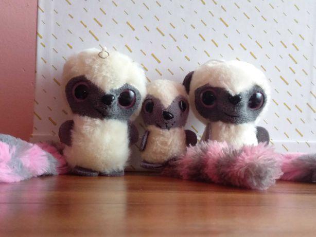 Milutkie maskotki zwierzątka seria z dużymi oczami