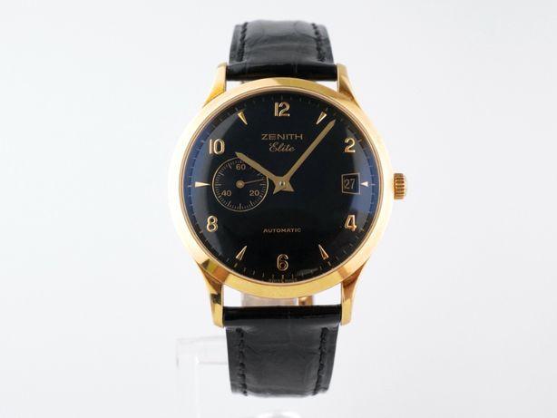 Мужские бу часы Zenith Elite Class Automatique Small Seconds 37 мм