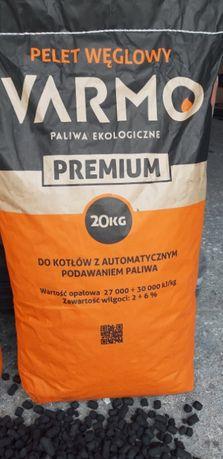 ekogroszek 30 MJ WARMO pellet węglowy