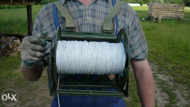 Nawijak zwijak nawijacz zwijacz do pastucha plecionki taśmy drut taśma