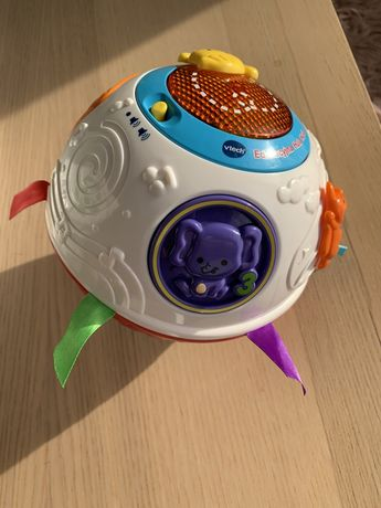 Edukacyjna Hula-Kula V-tech 6msc+