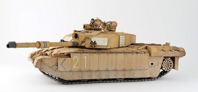 Gotowy model Challenger MkII skala 1/35