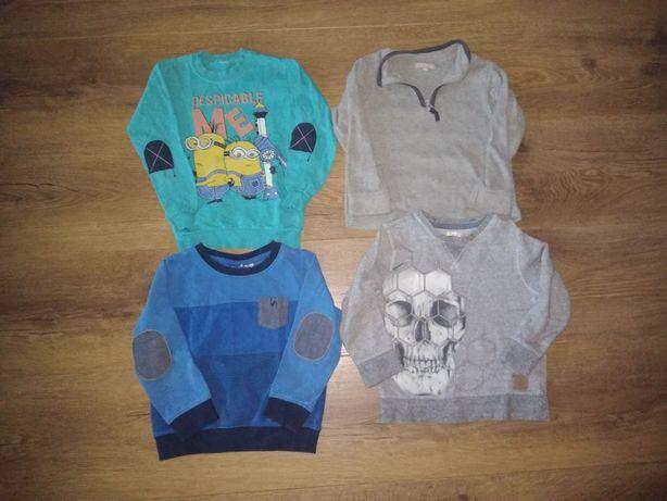 Bluza, bluzy na chłopca 104-110