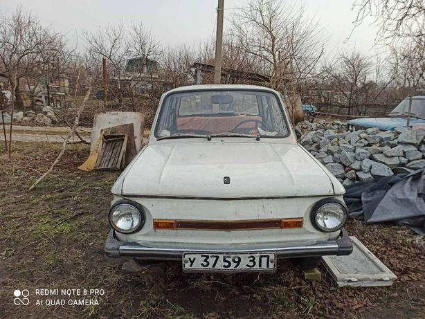 Автомобиль ЗАЗ -968