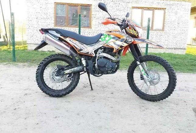 Продам Мотцикл Geon X-Road 250CB off-roaad