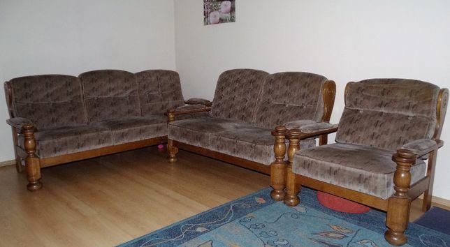 Wypoczynek, kanapy fotel. 3,2,1