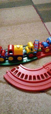 Детская железная дорога WADER