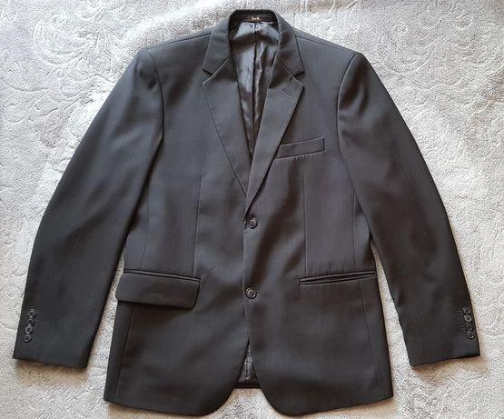 Marynarka+spodnie od garnituru,  czarne,  170cm
