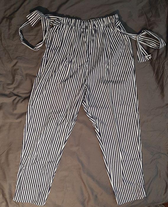 Штаны полосатые, хлопковые штаны Киев - изображение 1