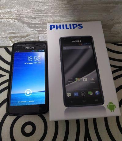 Смартфон Philips Xenium W6610