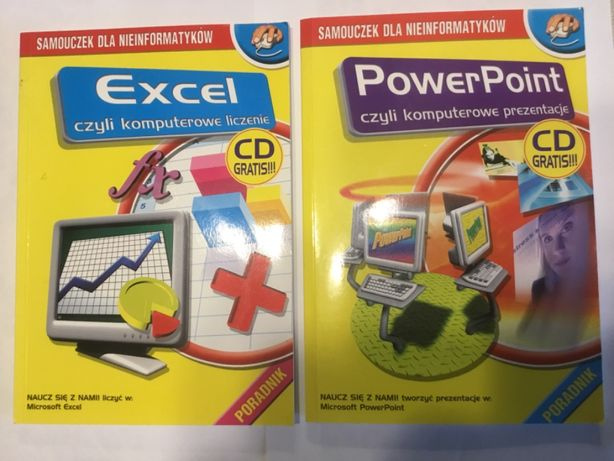 Samouczek dla nieinformatyków : 1.Excel 2.Power Point 3.Fotografowanie