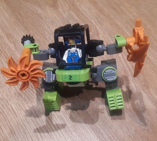 Lego Power Miners 8957 Robot Górniczy