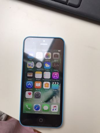 Iphone 5c niebieski 32gb refurb