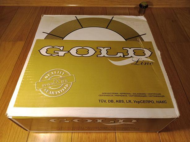 Drut spawalniczy gold 0,8 mm