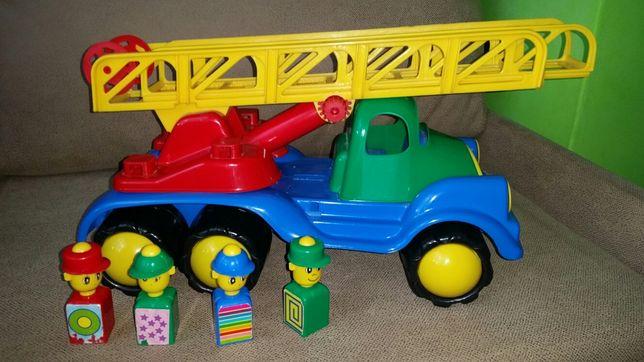 Wóz strażacki duży Hemar