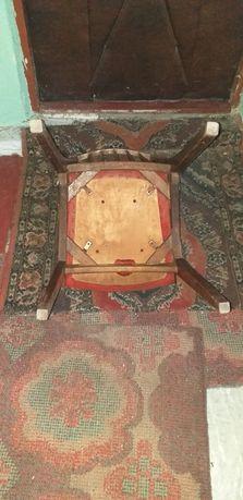 Krzesla bukowe prl
