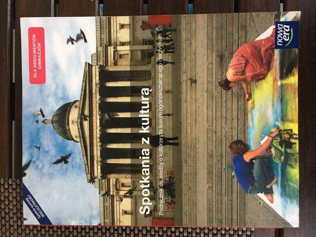Nowy Podręcznik Spotkania z kulturą WOK nowa era wiedza o kulturze