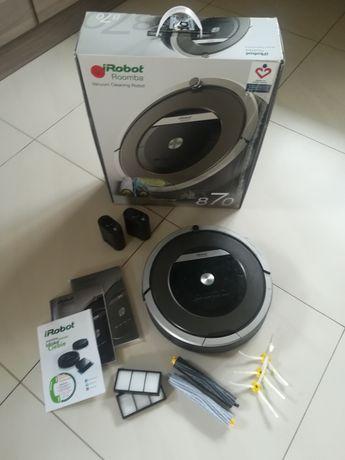 iRoboot Roomba 870