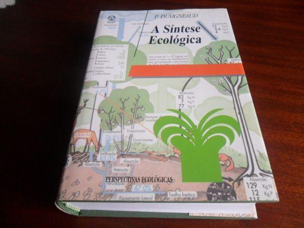 """""""A Síntese Ecológica"""" de P. Duvigneaud"""