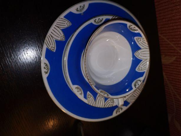 3-częściowy komplet porcelany J.H.S