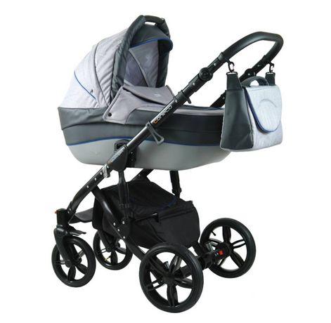 Wózek Coneco Primavera 3 w 1 w stanie BDB od nowości jeżdżone 1-dzieck