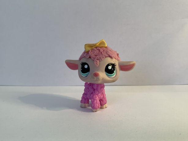 LPS Littlest Pet Shop - figurka owieczki z futerkiem