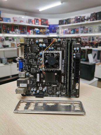 Комплект для мини ПК / MSI C847IS-P33 + 4GB DDR3 / Mini ITX / Гарантия