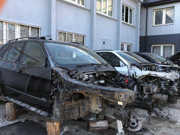 BMW X5 E70 E53 F15 F10 Крыша Четверть Порог Ланжерон Кузов БМВ Х5 Е70