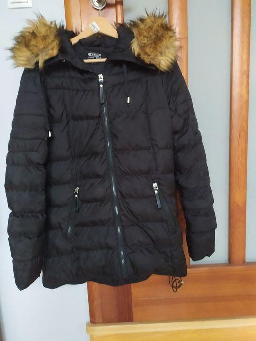 Kurtka zimowa z puszkiem Skierniewice - image 1