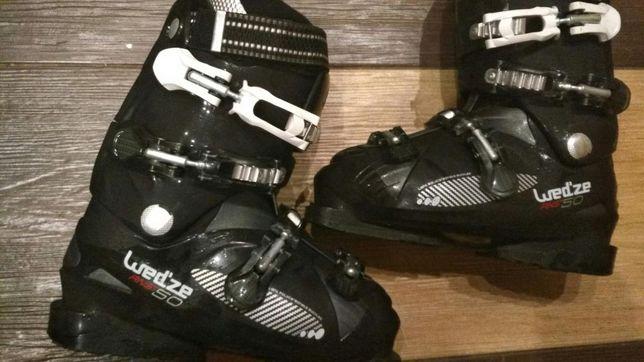 buty narciarskie, buty na narty, buty dla narciarza Wed'ze RNS 50