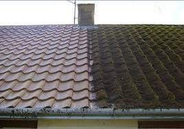 Гидроструйная чистка плитки, брущатки, покраска крыш, стен, сооружений
