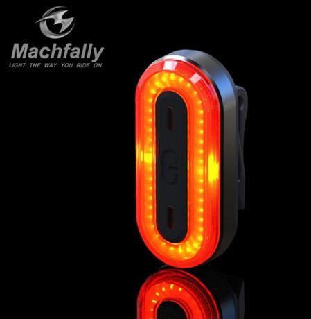 Вело габарит Machfally BK400 USB 500 мAh фонарь задний велосипедный