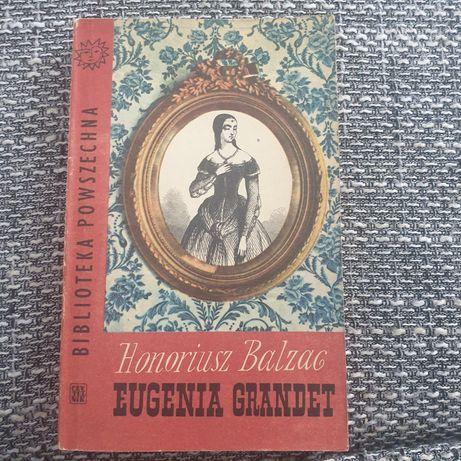 Honoriusz Balzac Eugenia Grandet 1967