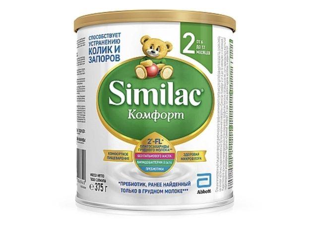 Similac Комфорт 2 (6-12 мес) симилак
