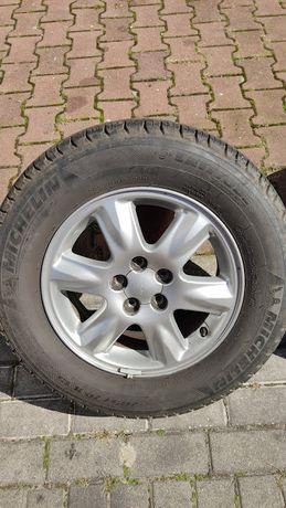 Felgi Aluminiowe Kpl.4 z Oponami Michelin 205/15/70 SUBARU FORESTER