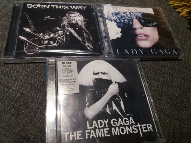 Lady Gaga płyty CD